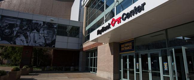 Reikart House near Key Bank Center downtown Buffalo