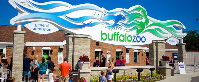 Hotel near Buffalo Zoo