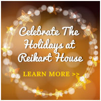 Celebrate The Holidays at Reikart House