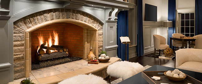 Fireplace Package at Reikart House, Buffalo, a Tribute Portfolio Hotel