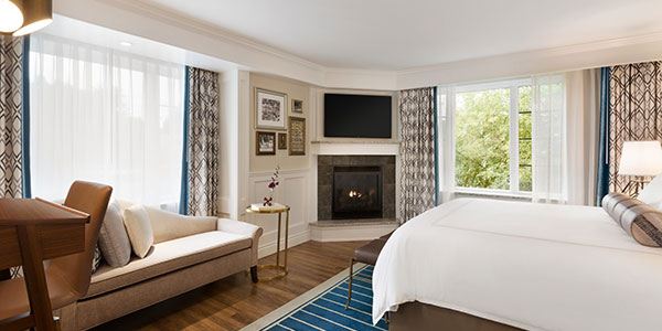 Reikart House, Buffalo, a Tribute Portfolio Hotel, New York Corner King Room