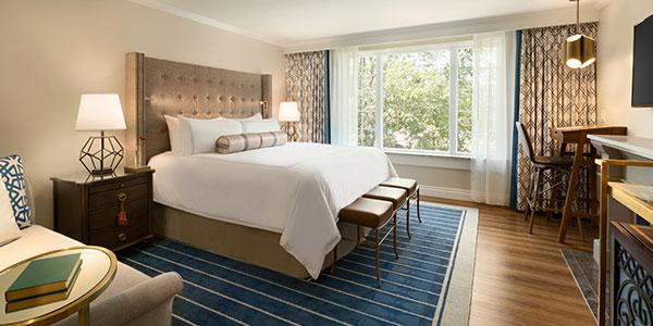 King Room at Reikart House, Buffalo, a Tribute Portfolio Hotel, Amherst