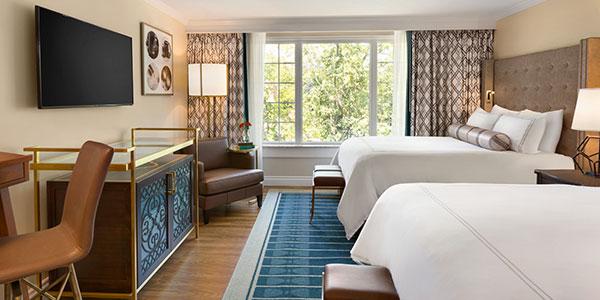 Reikart House, Buffalo, a Tribute Portfolio Hotel, New York Queen Room